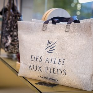 Inauguration boutique Des Ailes Aux Pieds - Aix en Provence agenceitcom