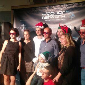 Jaguar NetWork - Repas de Noel